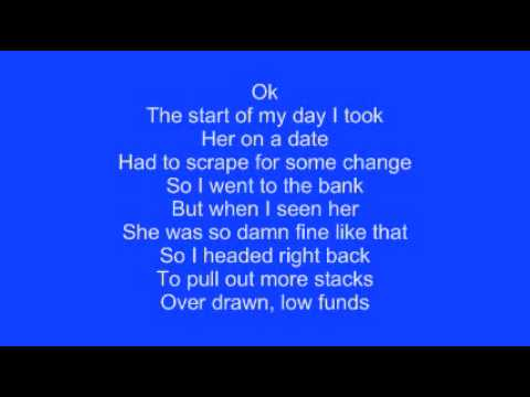 New Boyz - Break My Bank Lyrics