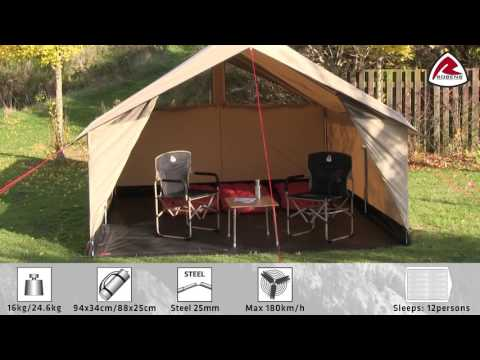 video Robens Prospector – Retro Camping Style