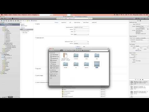 Настройка Xcode при разработке iOS-приложений для массового использования
