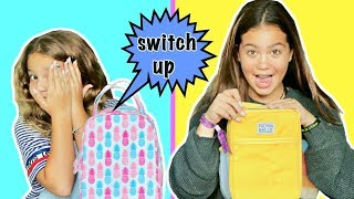 LUNCHBOX SWITCH UP CHALLENGE | SISTER FOREVER