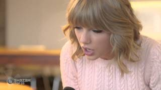 FULL INTERVIEW   Angus & Taylor Swift