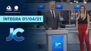 Jornal da Cidade de quinta, 01/04/2021