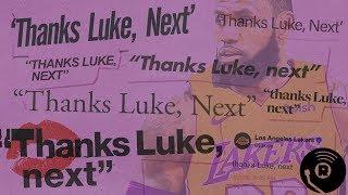 Thanks Luke, Next (Official Lyric Video) | The Ringer