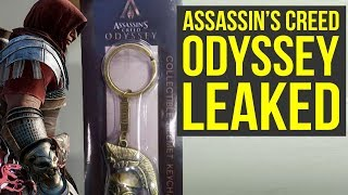 Assassin's Creed Odyssey Merchandise LEAKED - New Game Coming Soon (Assassin's Creed 2018)