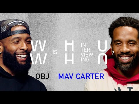 Odell Beckham Jr Talks Football in a Pandemic, Importance of Voting, and Media Rumors w/ Mav Carter