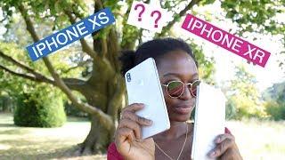 iPhone XS ou iPhone XR... ou iPhone 8/X ? On débriefe la keynote !