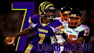 Lamar Jackson High School Highlights HD