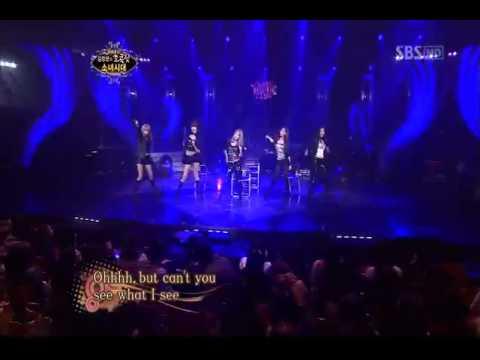 101121 김정은의 초콜릿 소녀시대 if you seek amy