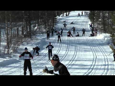 Невољи на Натпревар во скијање