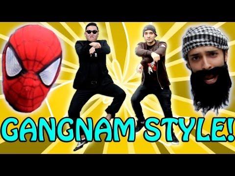 Baixar PSY - Gangnam Style - New York City (Arabic Parody Ganin Style) (강남스타일) M/V