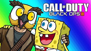 Black Ops 3 Zombies Funny Moments - Which Spongebob Episode is This?