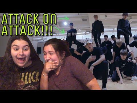 NCT 2018 'BLACK ON BLACK' DANCE PRACTICE REACTION   KMREACTS