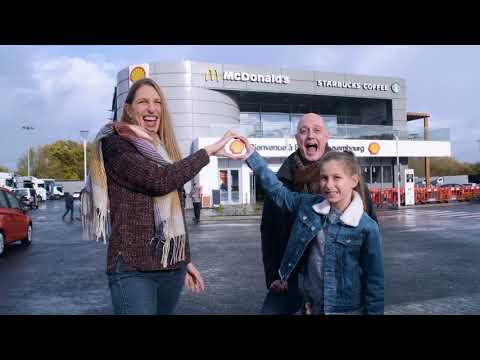 Shell Berchem vLuxembursku