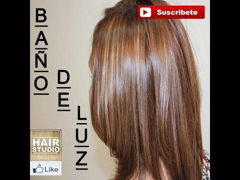 Curso de peluquer a estilista cap 7 ba o de crema 2 for Bano keratina en casa