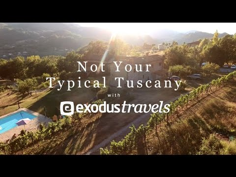 Northern Tuscany with Exodus Travels