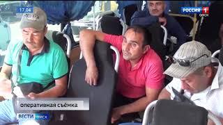 Квартиру, в которой были зарегистрирована почти сотня иностранцев, обнаружили в Омске