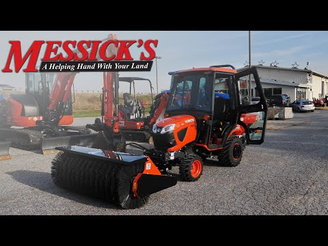 Ultimate Kubota BX snow removal Picture