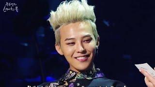 Yu Huiyeol's Sketchbook | 유희열의 스케치북: G-Dragon, Jang Pilsoon, M.I.B, CollaVoice (2014.02.28)