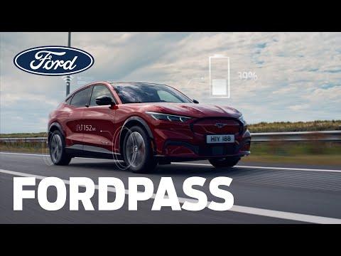 FordPass App | Bli tilkoblet | Ford Norge