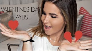 LOVE SUCKS OR LOVE STRUCK: VALENTINES DAY PLAYLIST!