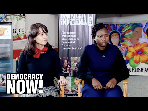 """""""It's Our Future"""": Meet the Youth Activists Behind Fridays for Future Movements in Uganda and Chile"""