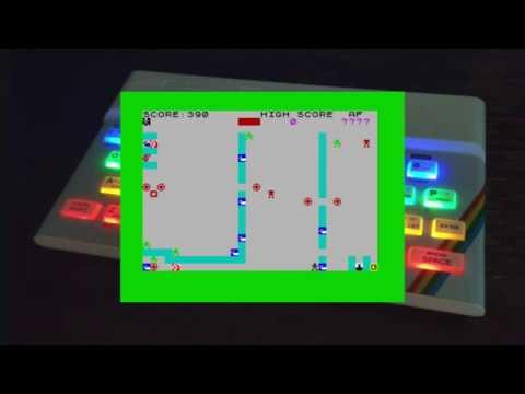 Spraeng Skolen Zx Spectrum by Allan Hoiberg