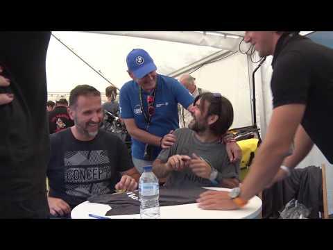 Motosx1000: BMW Motorrad Days / Riders 2018