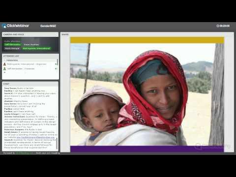 ApplyIt! Webinar: Beyond Disaggregated Indicators