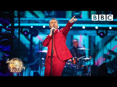 It's almost as if @Gary Barlow Official's Elita was written for @BBC Strictly Come Dancing! – BBC