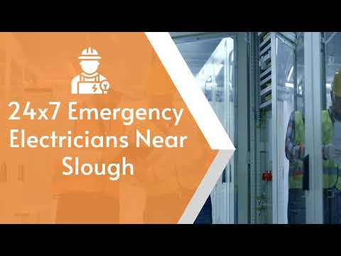 Electrician in Slough - 24/7 Emergency electrical service