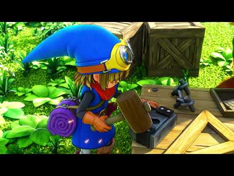 video Dragon Quest Builders – Switch