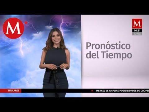 El clima para hoy 21 de enero, Pamela Longoria