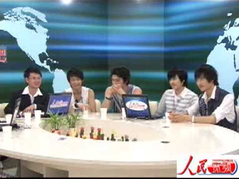 Kyuhyun is Ryeowook's spokesman [eng sub cc]