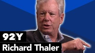 Richard Thaler with Malcolm Gladwell on Misbehaving