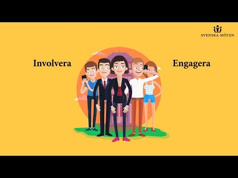 Del 5 – Så engagerar du dina deltagare