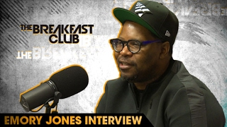 Emory Jones Talks Jay-Z, Roc Nation Apparel & Staying Connected With His Crew While Being Locked Up