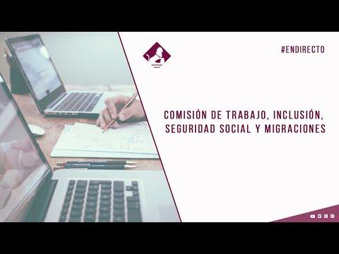 Comisión de Trabajo, Inclusión, Seguridad Social y Migraciones (28/01/2021)