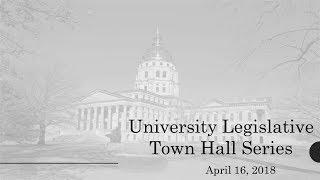 'Legislative Town Hall (4.16.18)