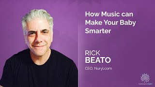 🔵 Music Makes Baby Smarter. 🎼 RICK BEATO.