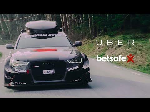Jon Olsson's Audi RS6 DTM available on Uber through Betsafe