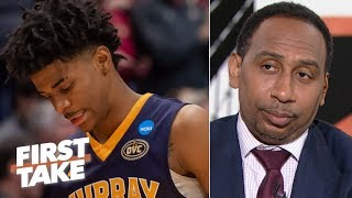 Is Ja Morant a can't-miss prospect? Stephen A. isn't sold but Max Kellerman says yes   First Take