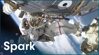How The International Space Station Was Constructed   Building The Biggest   Spark