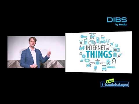 Lilla E-handelsdagen: Så påverkas vi av tekniken med Hannes Sjöblad