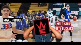 WORLDSTAR!! LaMelo Ball and Spire GO OFF Despite FIGHT! REACTION!