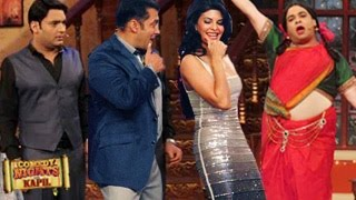 Salman Khan Kick on Comedy Nights With Kapil 26th July 2014 Full EPISODE