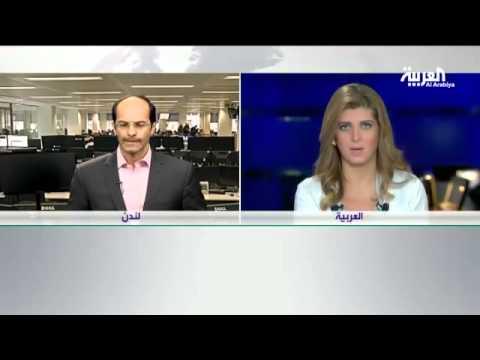 أشرف العايدي على قناة العربية 1 أكتوبر2013 Chart