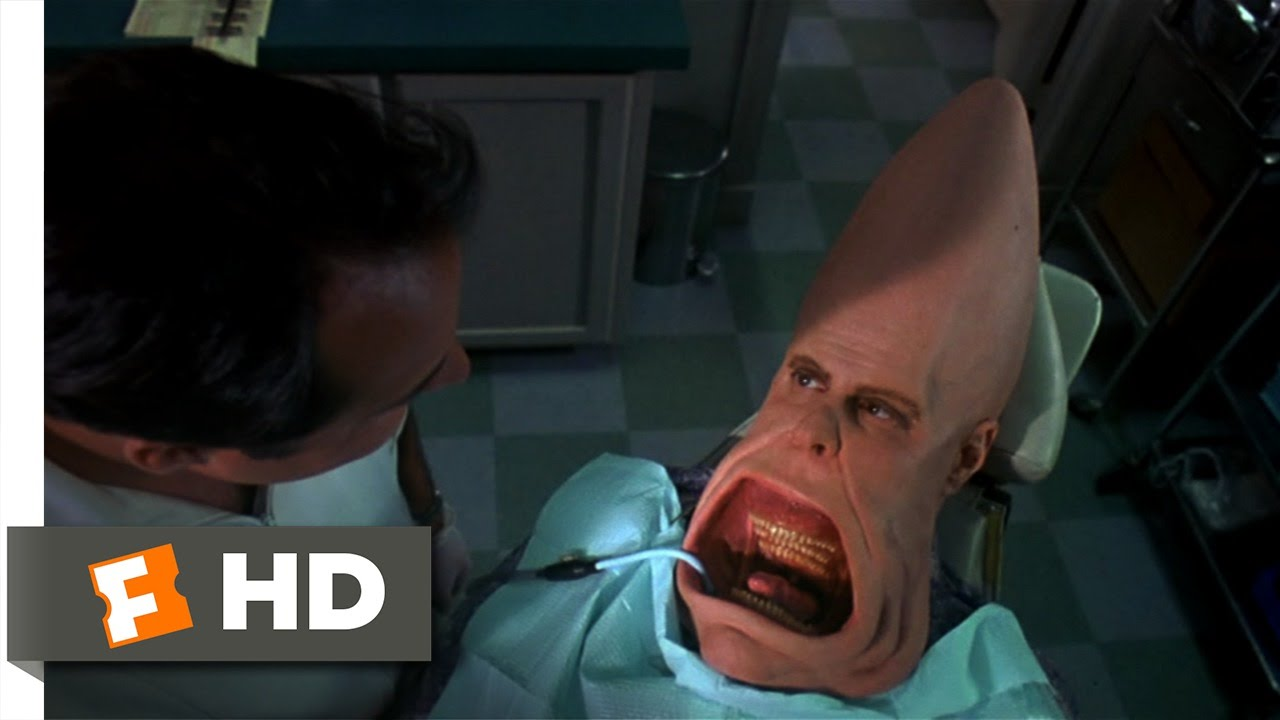 Coneheads 3 10 Movie Clip At The Dentist S 1993 Hd