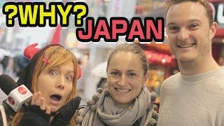 WHY JAPAN?! WEIRD And SURPRISING Things In Japan As Seen By Foreign Tourists.