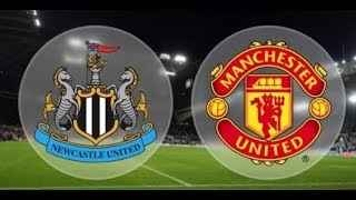 newcastle vs Man United ( 1-0 ) 1/02/2018