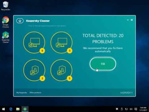 Clean Your Drive and Protect Your Privacy with Kaspersky System Cleaner